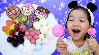 成功?失敗?知育菓子♪なるなるグミの実で創作菓子を作ってみたよ!himawari-CH thumbnail