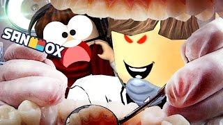 *도잠수 파쿠르잼* 이래서 치과가 무서운 겁니다..ㅋㅋ [로블록스: 정신나간 치과의사 파쿠르] Roblox - Crazy Dentist Obby - [도티]
