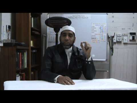 Yusuf Friday lecture 31_7_ 2015