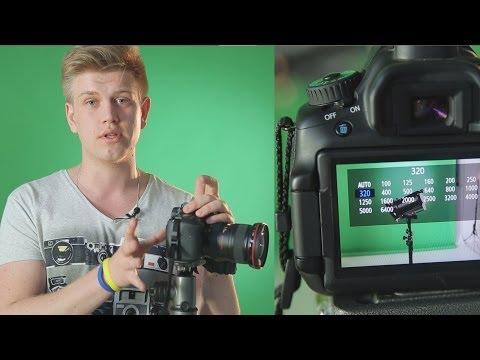 Как включить видео на кэнон