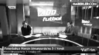 Fenerbahçe mersin idmanyurdu maçı.3-1 (21.11.2015)