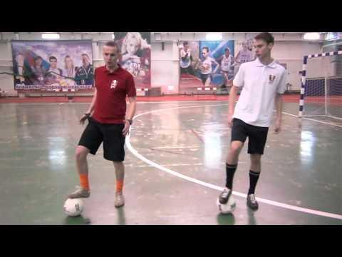 Урок №7 «Ведение мяча»