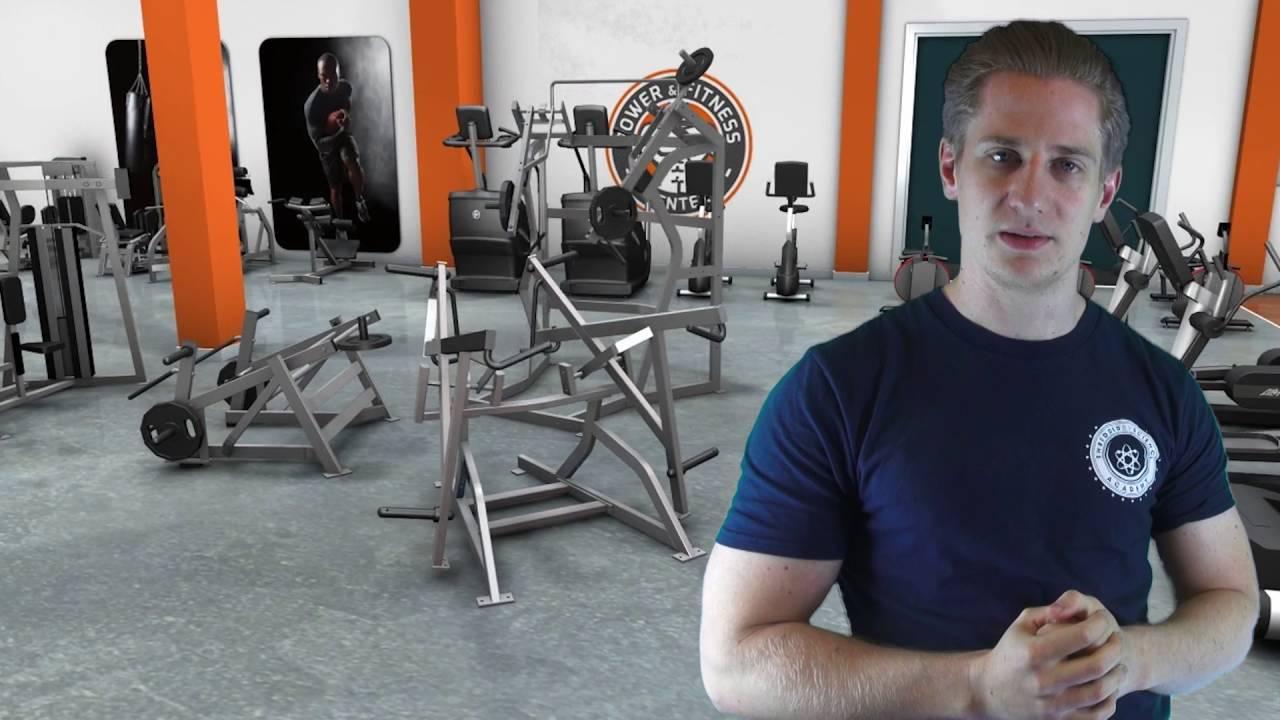 Hammer Strength Select und Groundbase Geräte im Power und Fitness Center  Regensburg