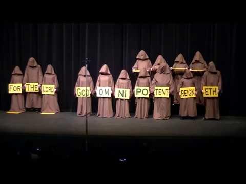 Silent Monks Sing the Hallelujah Chorus