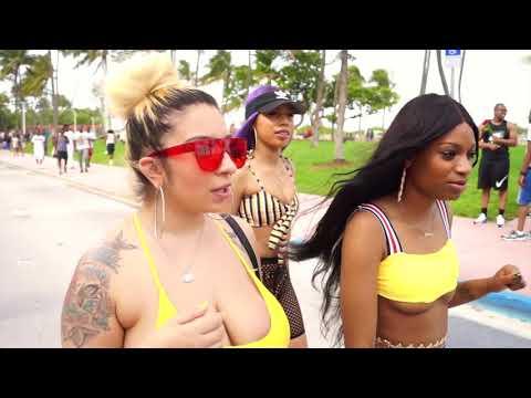 South Beach Turned Into Wakanda Memorial Weekend 2018