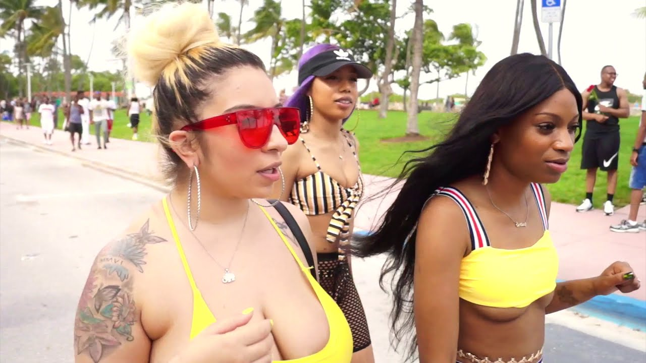 South Beach Turned Into Wakanda Memorial Weekend 2018