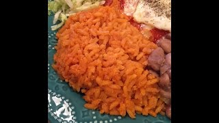 Traditional Mexican Rice (2016 update)