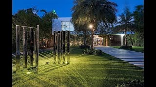Luxury Tropical Modernism in Miami Beach, Florida | Sotheby's International Realty
