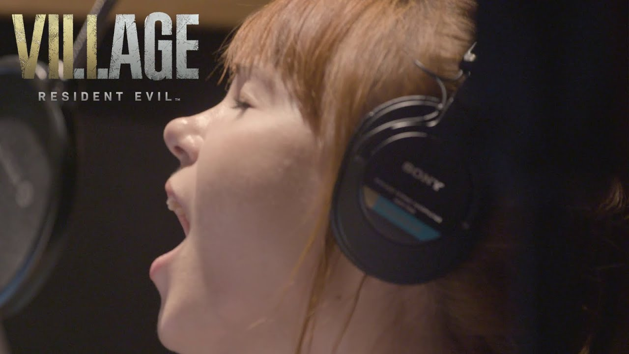 """Resident Evil Village - Making Of """"Village of Shadows"""" Theme Song"""