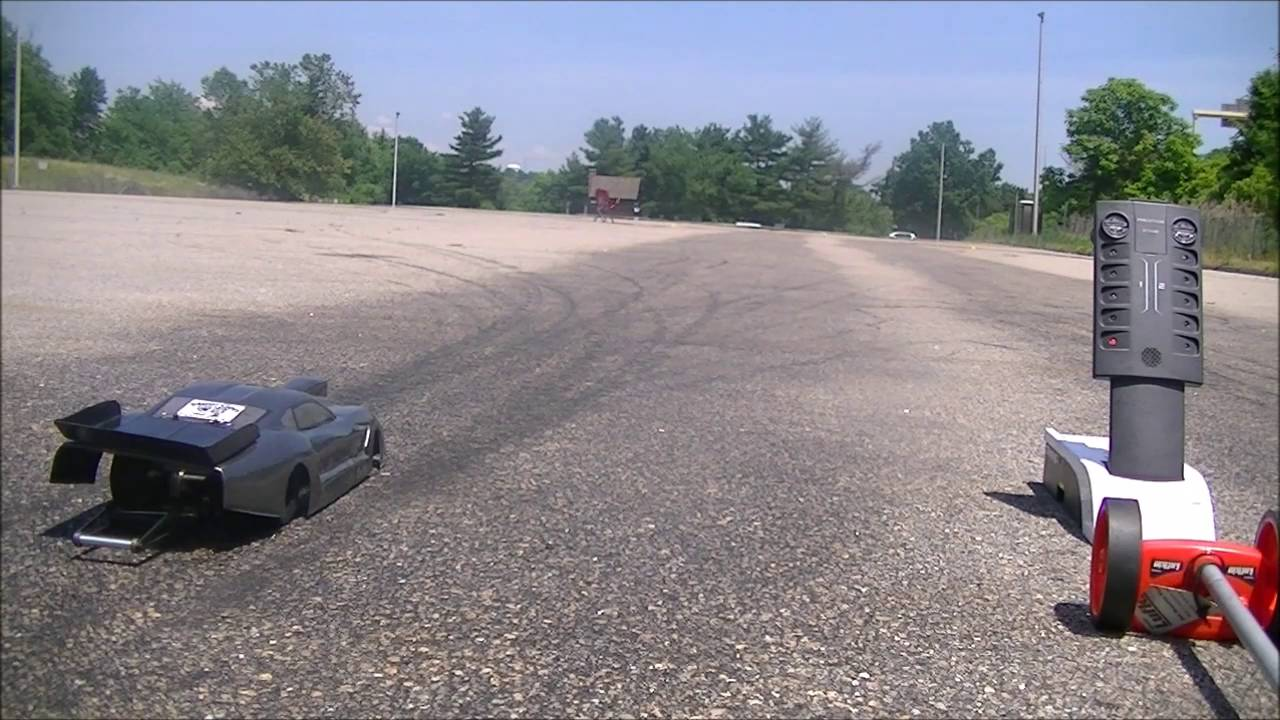 Rc Drag Racing In Ct Youtube