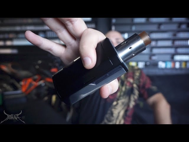 Mutant RDA with Vandy Vape Review and Rundown