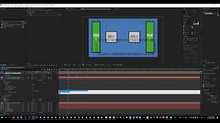 After Effects - How can I change speed without also changing position? - Reverse tutorial