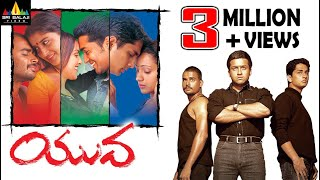 Yuva Telugu Full Movie  Madhavan, Surya, Siddharth, Trisha  Sri Balaji Video