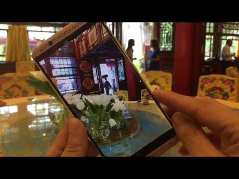 ZTE Axon 7 Rear Camera Features