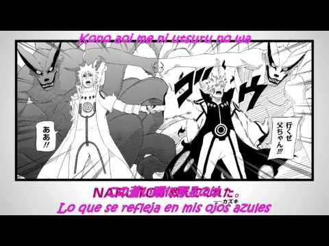 KANA-BOON - DIVER (Sub Español)
