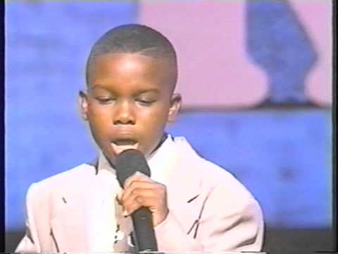 "T.J. Webb Showtime at the Apollo '99 "" I Believe in You & Me"""
