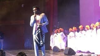Sargal Djiguéne 2019: L'entrée explosive de Wally Seck au Grand Théâtre...