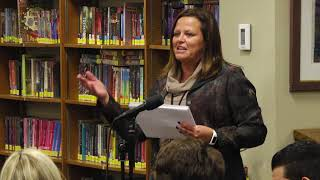 District 96 Board of Education Meeting 11-15-17