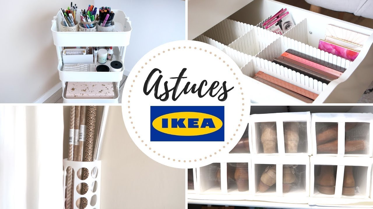 8 Astuces De Rangement Spécial Ikea