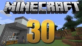 Farm de galinhas e ovos - Minecraft Em busca da casa automática #30