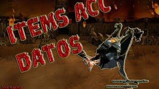 Como Jugar Mu Online Parte 6 Items ACC
