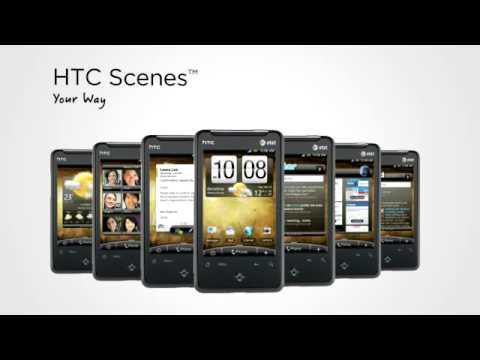 HTC Aria at AT&T