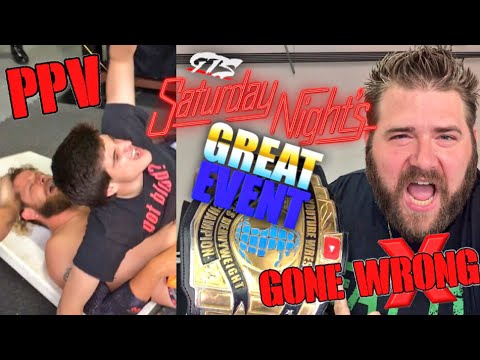 GTS SATURDAY NIGHTS GREAT EVENT PPV! 5 AWESOME WRESTLING MATCHES!