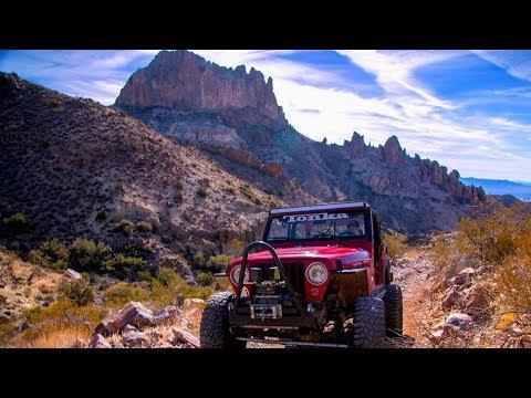 Our 7 Favorite 4X4 Trails Near Kingman Arizona
