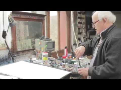 The World: Ralph Steadman at home