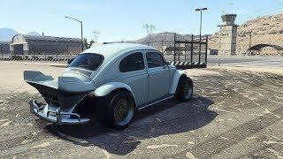 Need For Speed Payback: Volkswagen Beetle (1963) - Coche de Desguace + Ubicación de Piezas 4/4