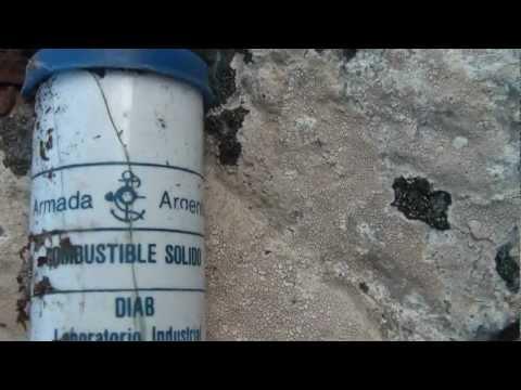 Mount Harriet 1982 conflict items (Falkland Islands)