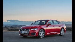 Audi A6 2019 Car Review