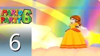 Mario Party 6 - Towering Treetop [Part 6]