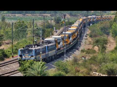 Automobile  Rail Transport