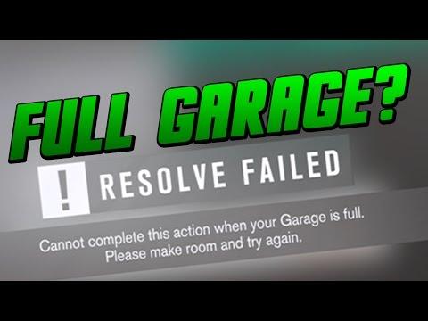 Video Garage slots