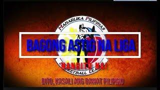 Bagong Astig na Liga Nandito na! Maharlika PIlipinas Basketball League