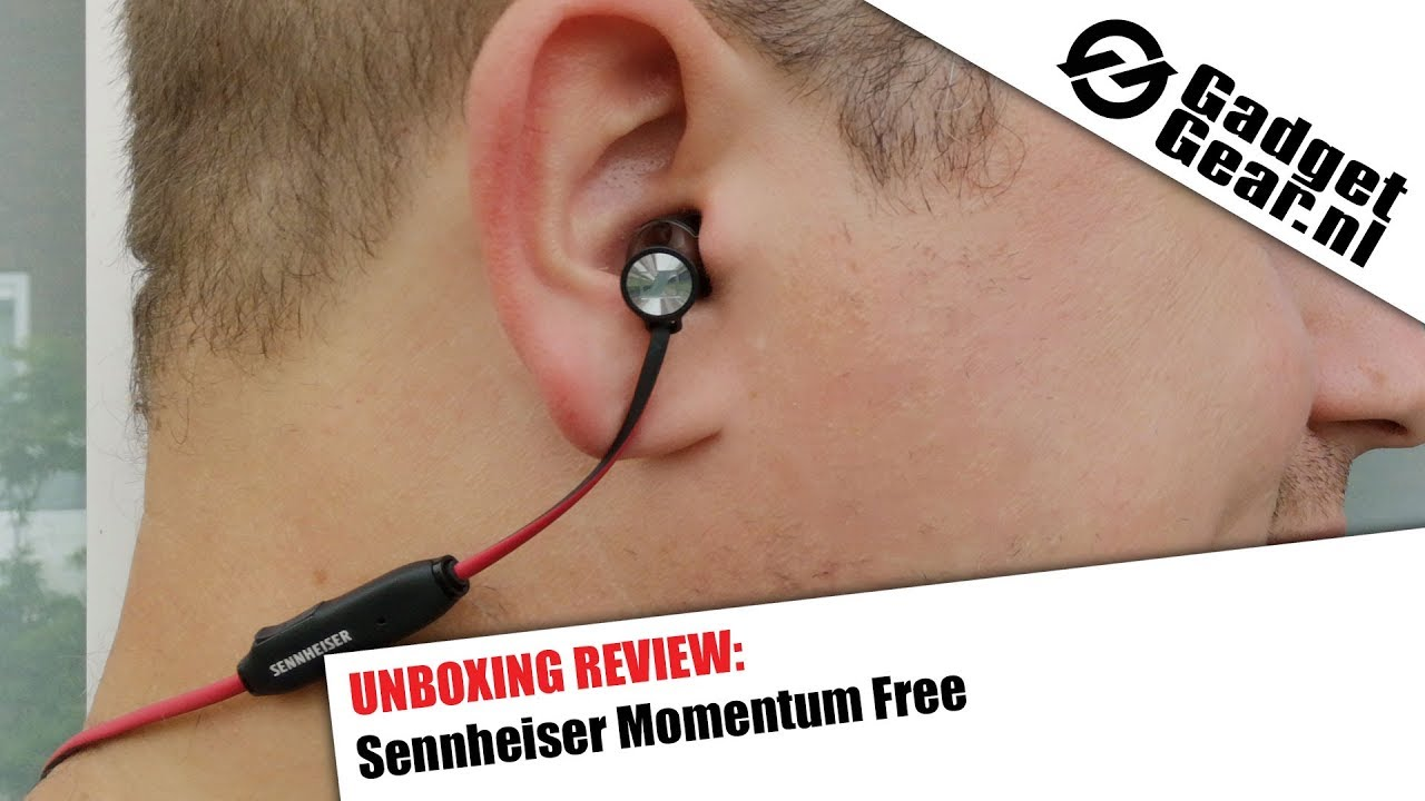 03bc4bd4266 Unboxing Review: Sennheiser Momentum Free - YouTube