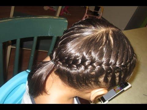 Peinados sencillos y facil para ninas opcion para gra - Peinados sencillos y faciles ...