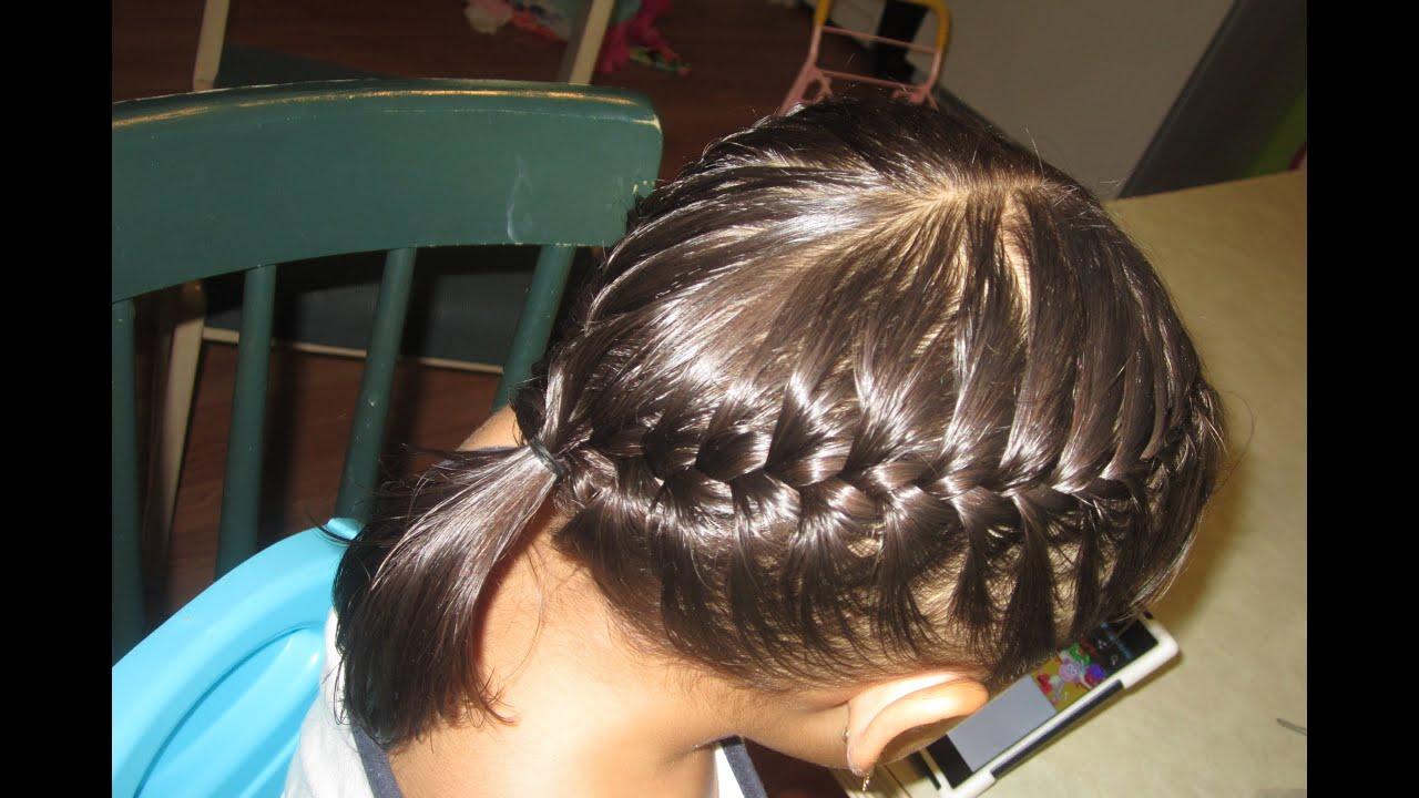 peinados faciles y sencillos para ninas aleliamada