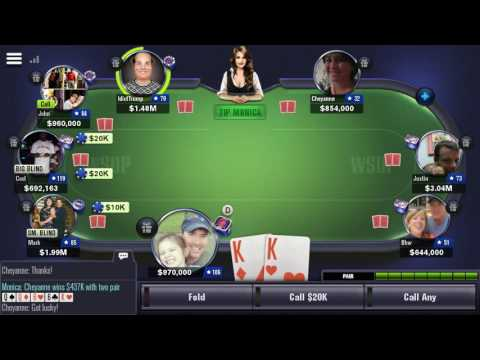 WSOP App -- How To Build A Bankroll -- 003