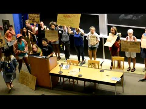 Reed College: Hum Protests 2017 - Fall