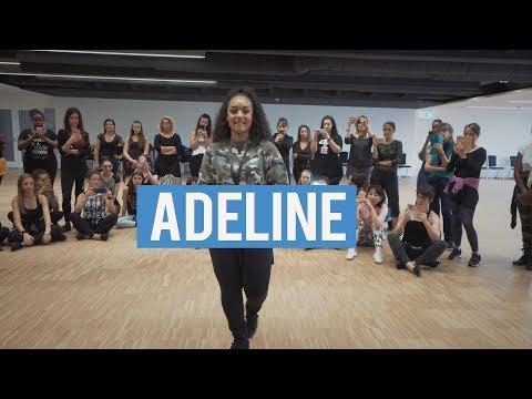 Adeline Ladie's Styling @ Kizomba Luxembourg 2018 Mp3