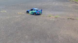 WRC GDB インプレッサWRX STI ドリフト ドーナツターン (ラジコンw) thumbnail