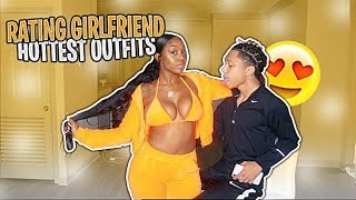 BOYFRIEND RATES MY HOT FASHION NOVA OUTFITS!
