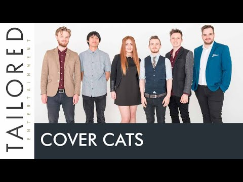 Live Wedding & Function Band Hire Liverpool - Cover Cats
