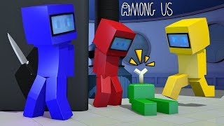 AMONG US NO MINECRAFT! *Quem é o Impostor?*