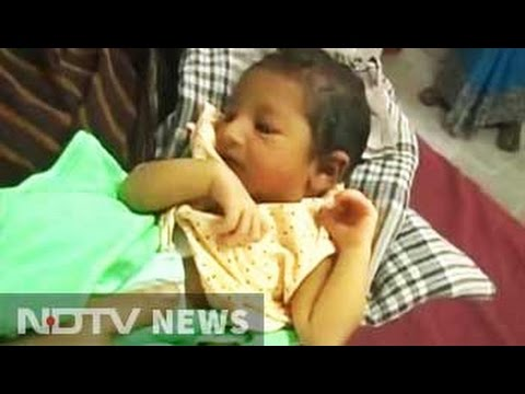 To check child theft in Tamil Nadu, radio frequency tags for newborns