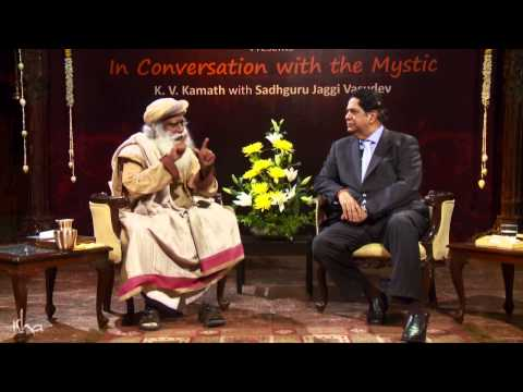 Greed Is Good - Sadhguru and KV Kamath Discuss Corporate Greed