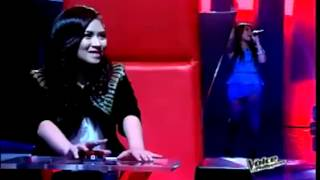 "Morissette Amon ""Love on Top"" -Blind Audition - The Voice PH"