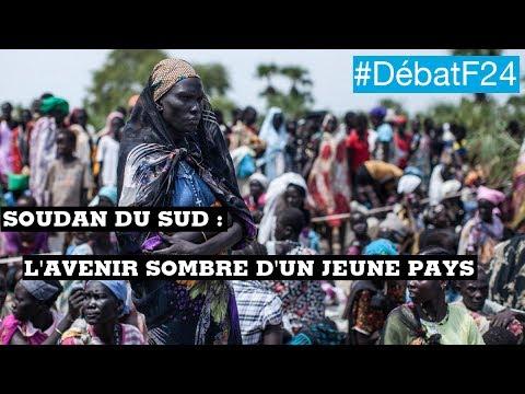 Soudan du Sud : l'avenir sombre d'un pays jeune de trois ans (partie 1) - #DébatF24